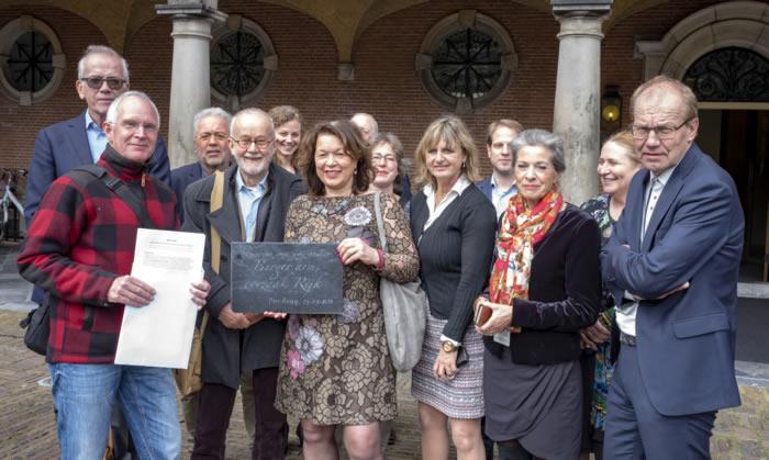 Asbestdaken Petitie Eerste Kamer